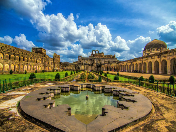 Brush With History At Bidar