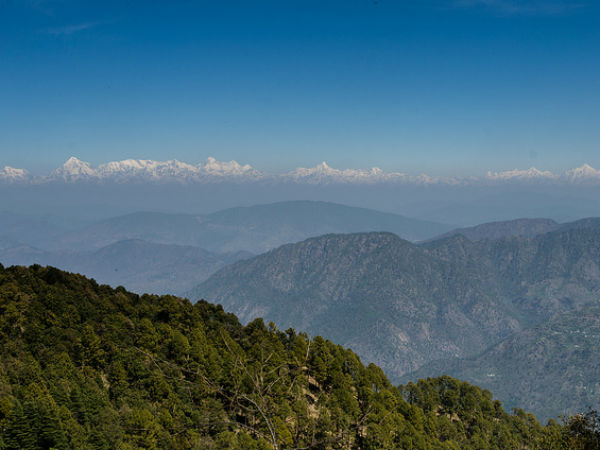 Best Time To Visit Binsar