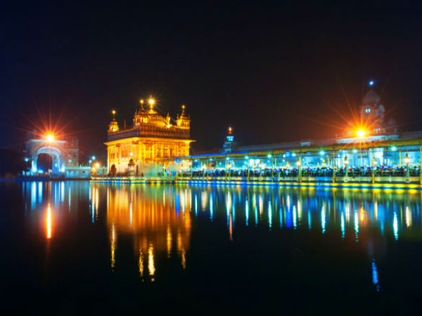 Golden Temple/Harmandir Sahib, Amritsar