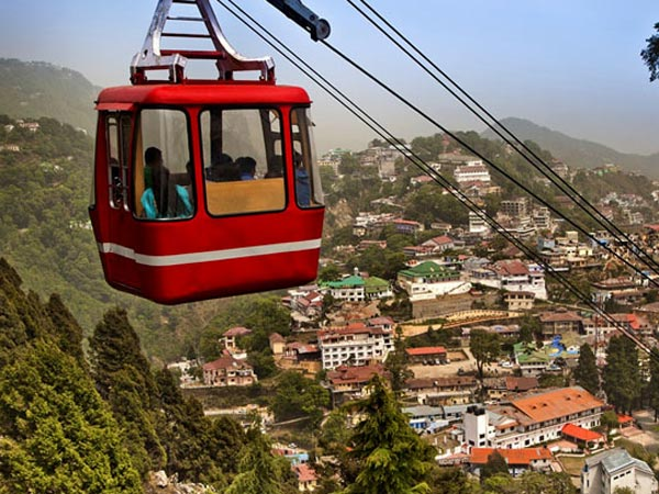 Sightseeing Through A Ride In The Cable Cars