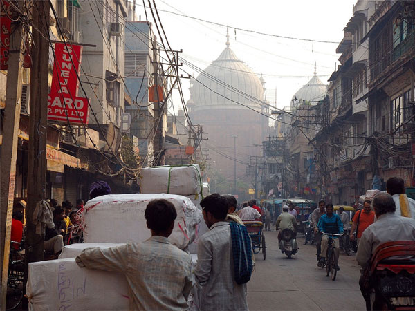 Experience Chandni Chowk's Old-world Charm