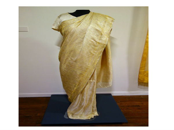 4. For The Banarasi Sari