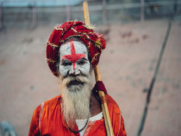 6. For Wise Advice From Sadhus