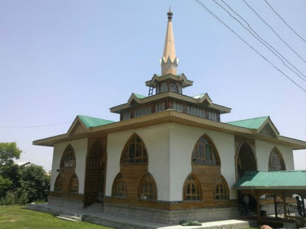 Visit The Holy Shrine Of Baba Reshi