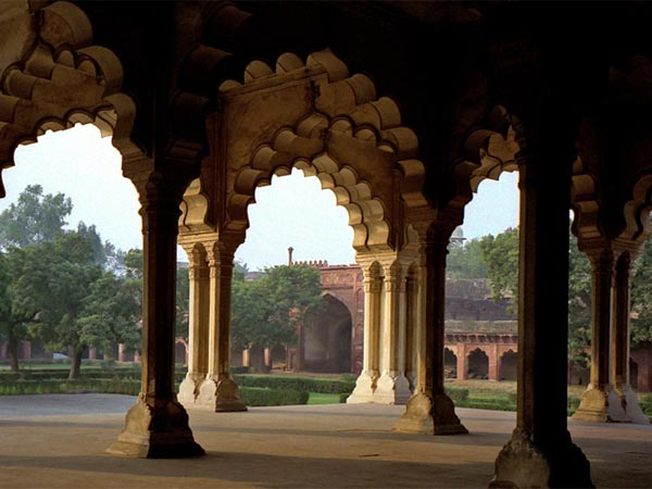 Architecture Of Agra Fort