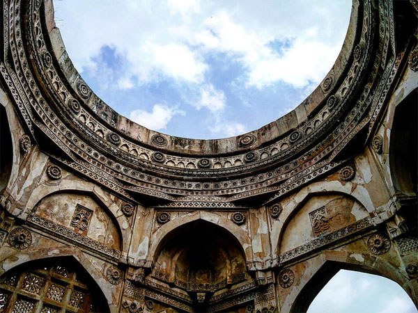 Witness Architectural Brilliance At Champaner