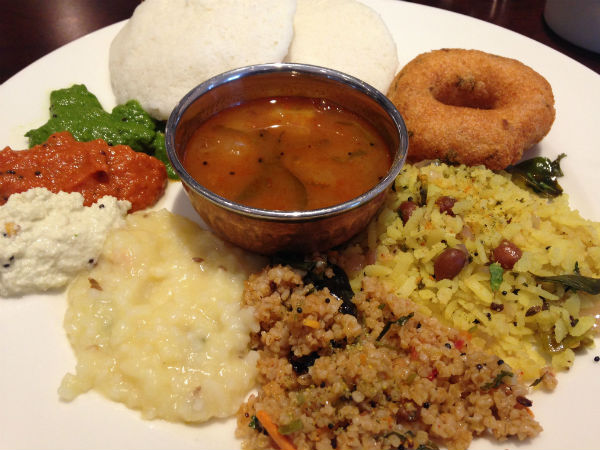 Have Breakfast At Any Darshini
