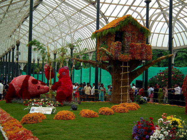 Stroll Through Lalbagh