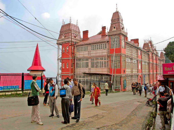 Shimla Railway Board Building