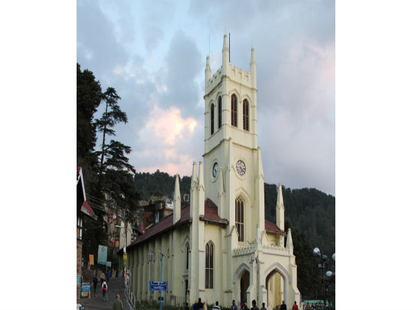 Shimla Main Square