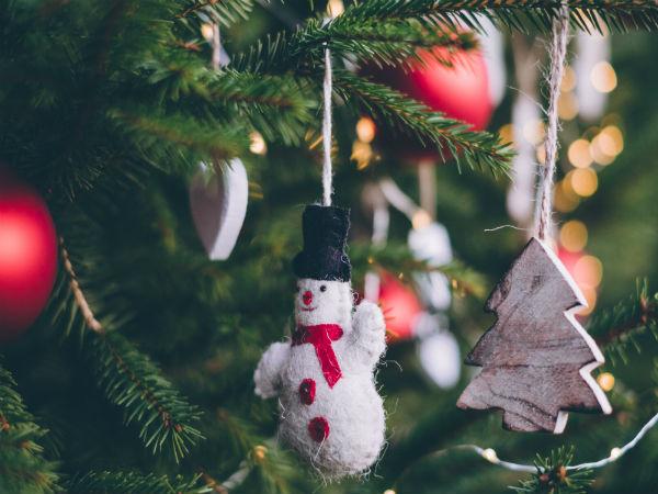 Christmas Tree In India.5 Amazing Christmas Markets Of India Nativeplanet