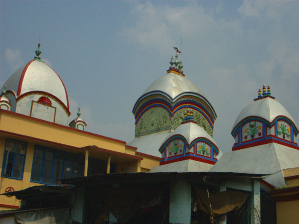 Pay Respects At The Kalighat Kali Temple