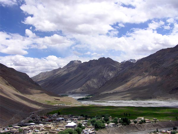 Tour Through The Villages Of Spiti