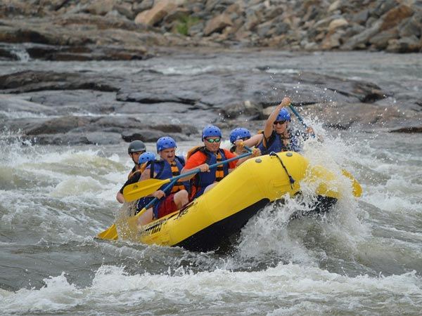 Experience White Water River Rafting
