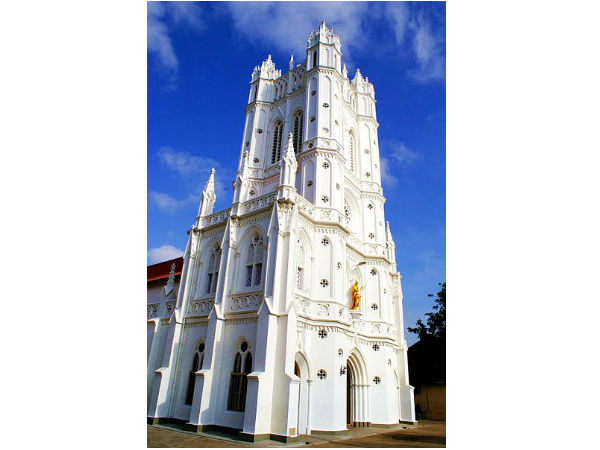 St Joseph's Cathedral, Trivandrum