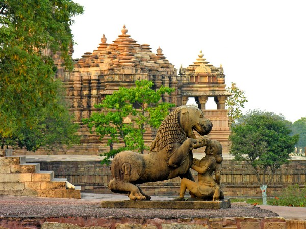 Monuments Of Khajuraho