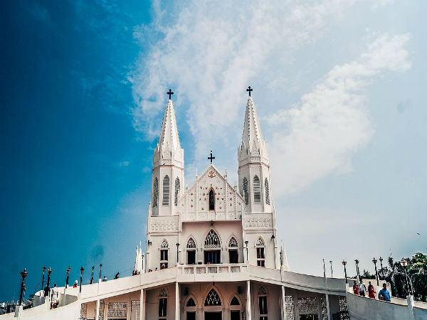 Basilica Of Our Lady Of Good Health, Velankanni