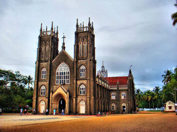 Visit These 6 Famous Churches In Kerala