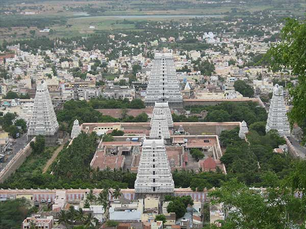 How To Reach Thiruvannamalai