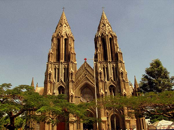 5) St. Philomena's Church