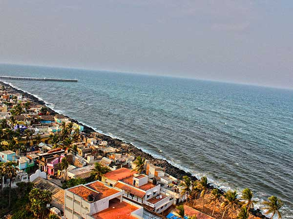 2) Puducherry