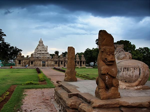 Best Time To Visit Kanchipuram