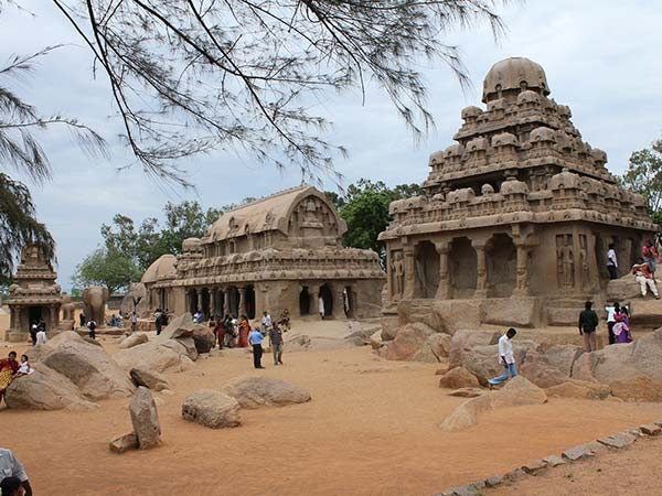First Destination – Mahabalipuram