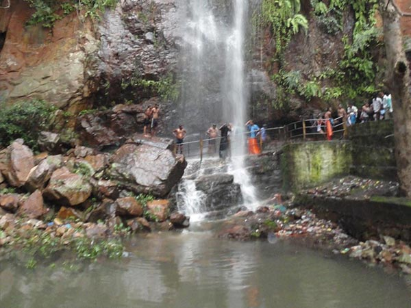 3) Kailasakona Waterfalls