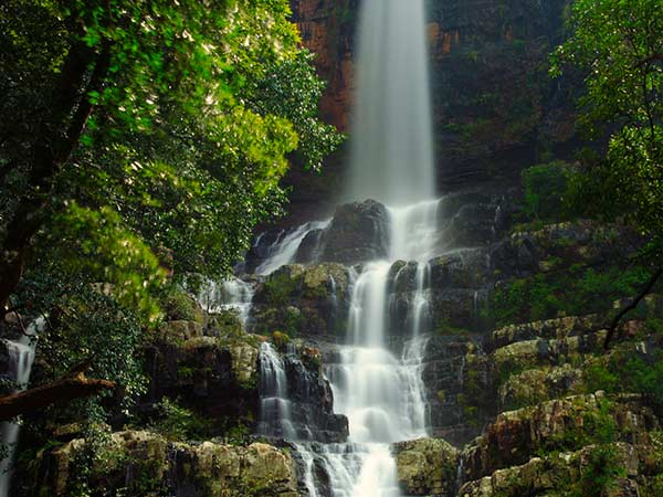3) Talakona Waterfalls