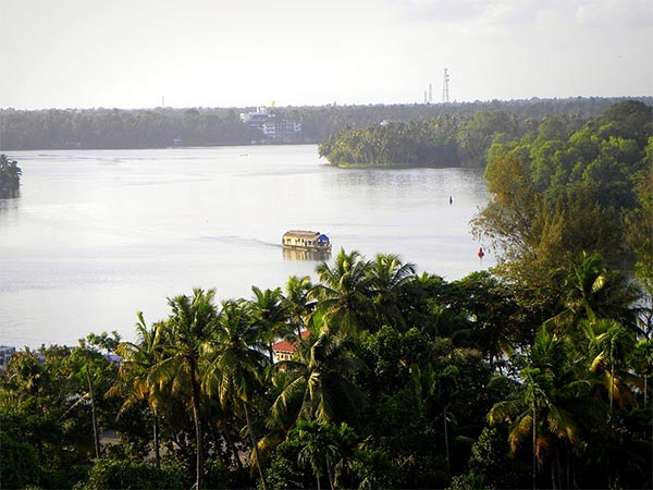 Little Bit About Ashtamudi Lake