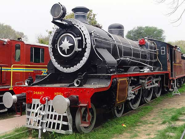 National Rail Museum, New Delhi