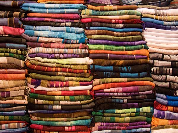 Local Silk Market