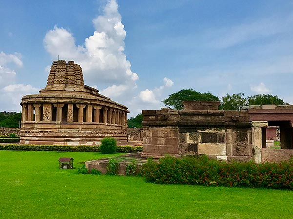 Group Of Monuments At Aihole