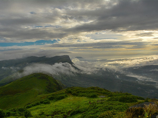 4) The Western Ghats