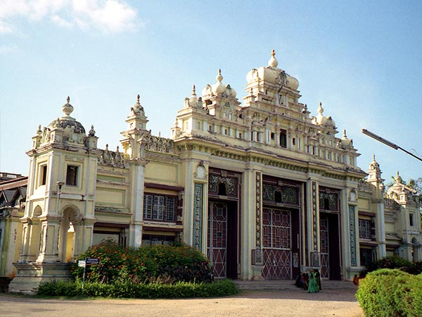 Jaganmohan Palace And Art Gallery, Mysuru