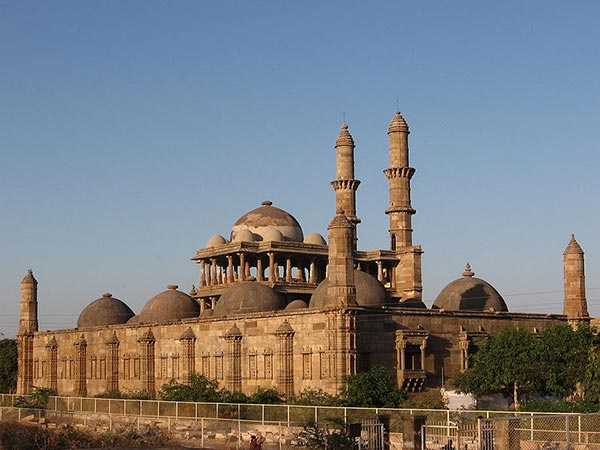 Best Time To Visit Champaner-Pavagadh