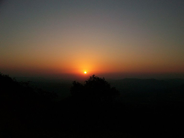 Sunrise And Sunset Points