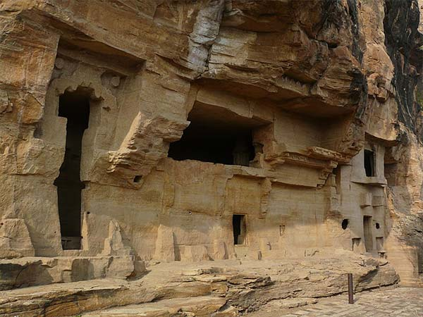A Little Bit About Siddhachal Caves