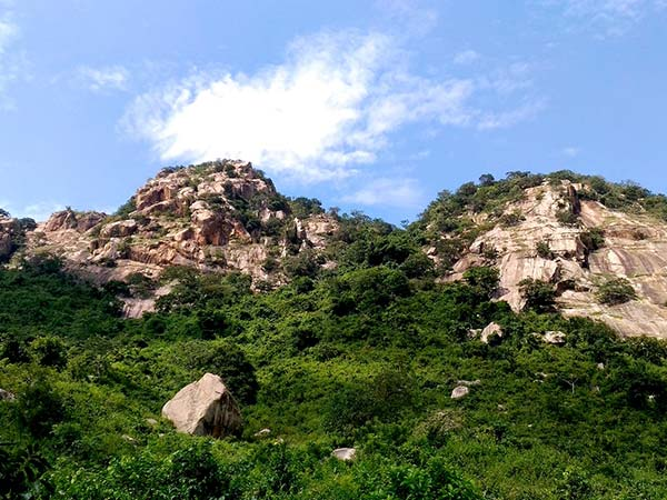 The Beauty Of Ajodhya Hills