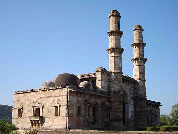 Places Of Interest In Champaner-Pavagadh