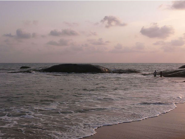 A Little About Someshwar Beach