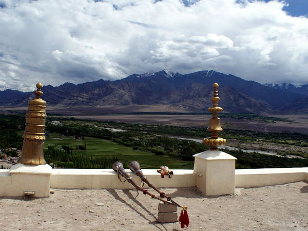 Why You Should Visit Thiksey Monastery