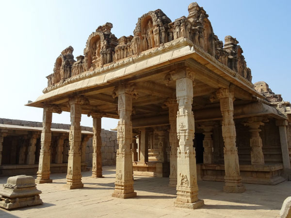3. Explore The Temples