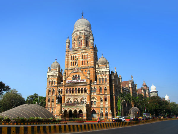 5. Explore British Architect In South Bombay