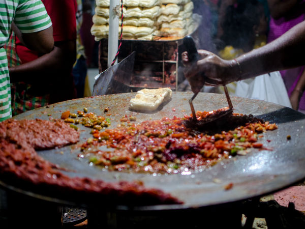 3. Try The Street Food