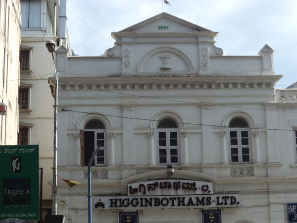 Higginbothams (MG Road)