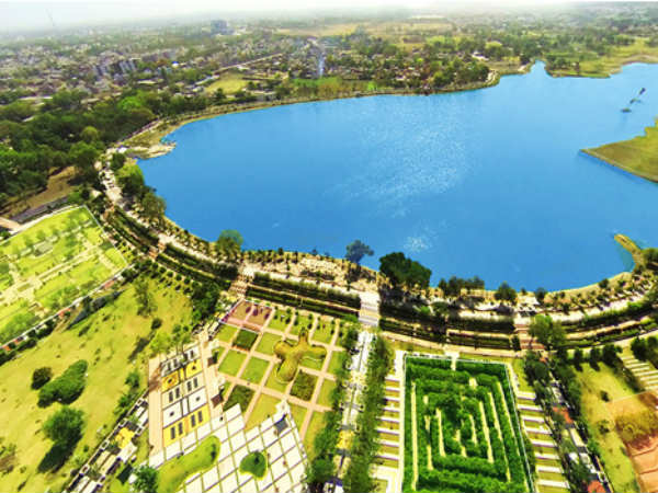 Parks In Indore