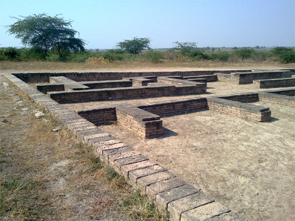 Archaeological Remains of Lothal