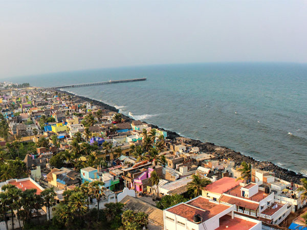 5. Pondicherry