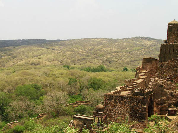 Places Of Interest Inside Ranthambore National Park
